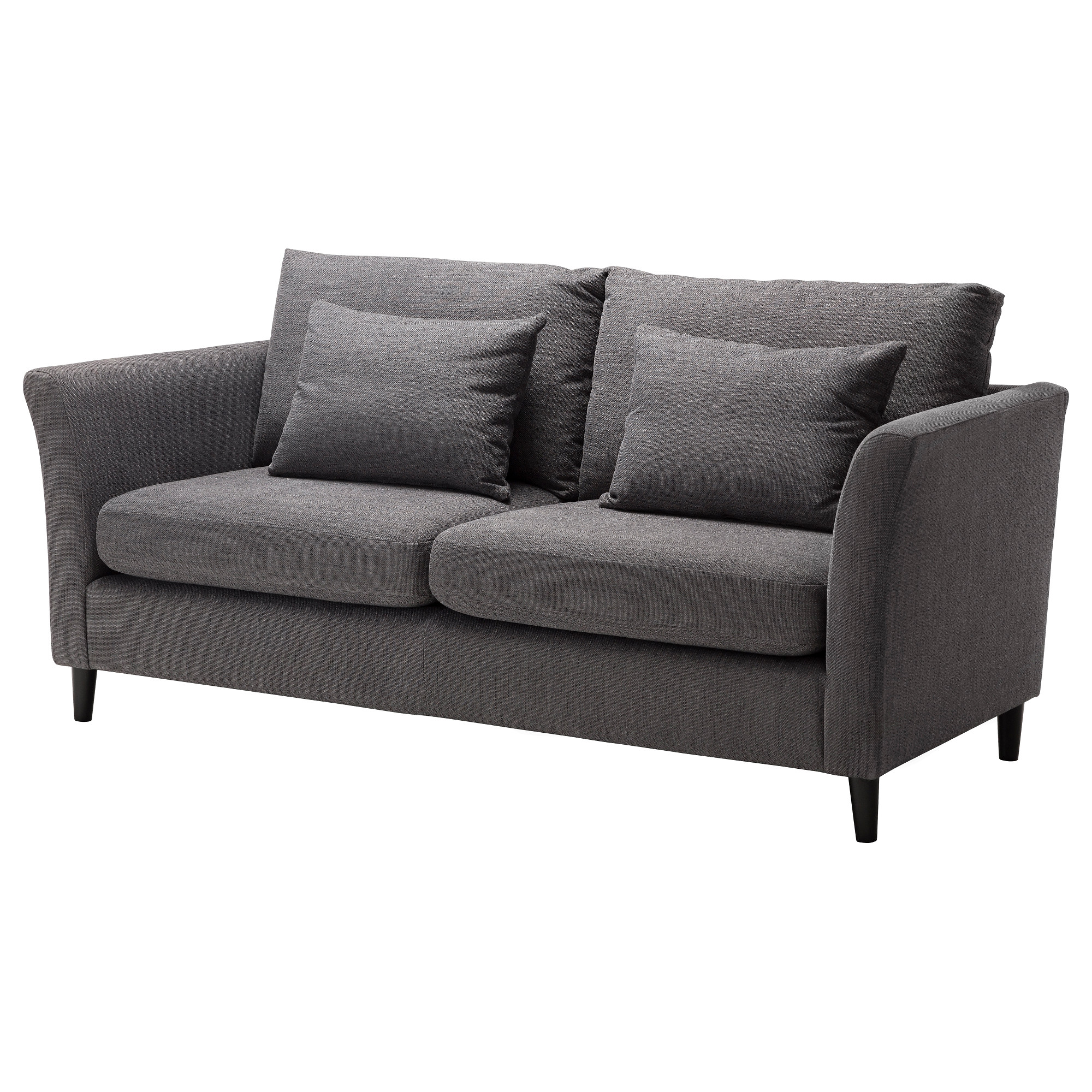 BANKERYD Three seat sofa Hensta grey