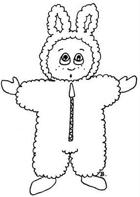 Little Snow Bunny (With images) | Snow bunnies, Pattern ...