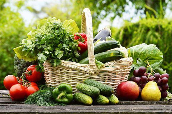 frutas y vegetales para desintoxicar el hígado