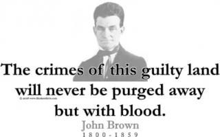 John Brown Quote | John Brown | Famous quotes, Quotes, Brown