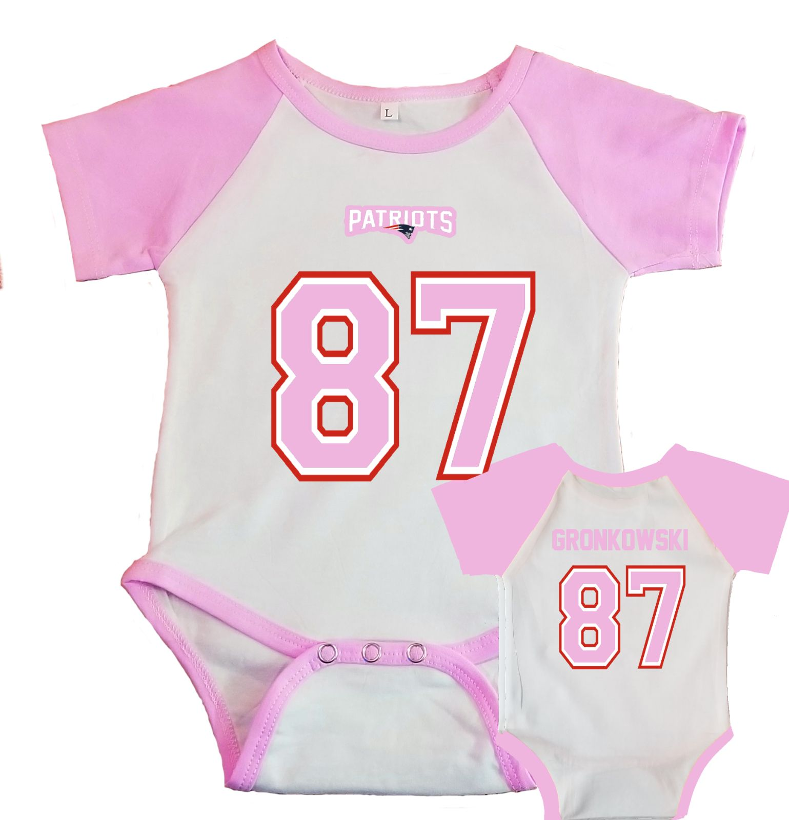 info for 0bfa7 5e703 One-Pieces 163425: New England Patriots Rob Gronkowski ...