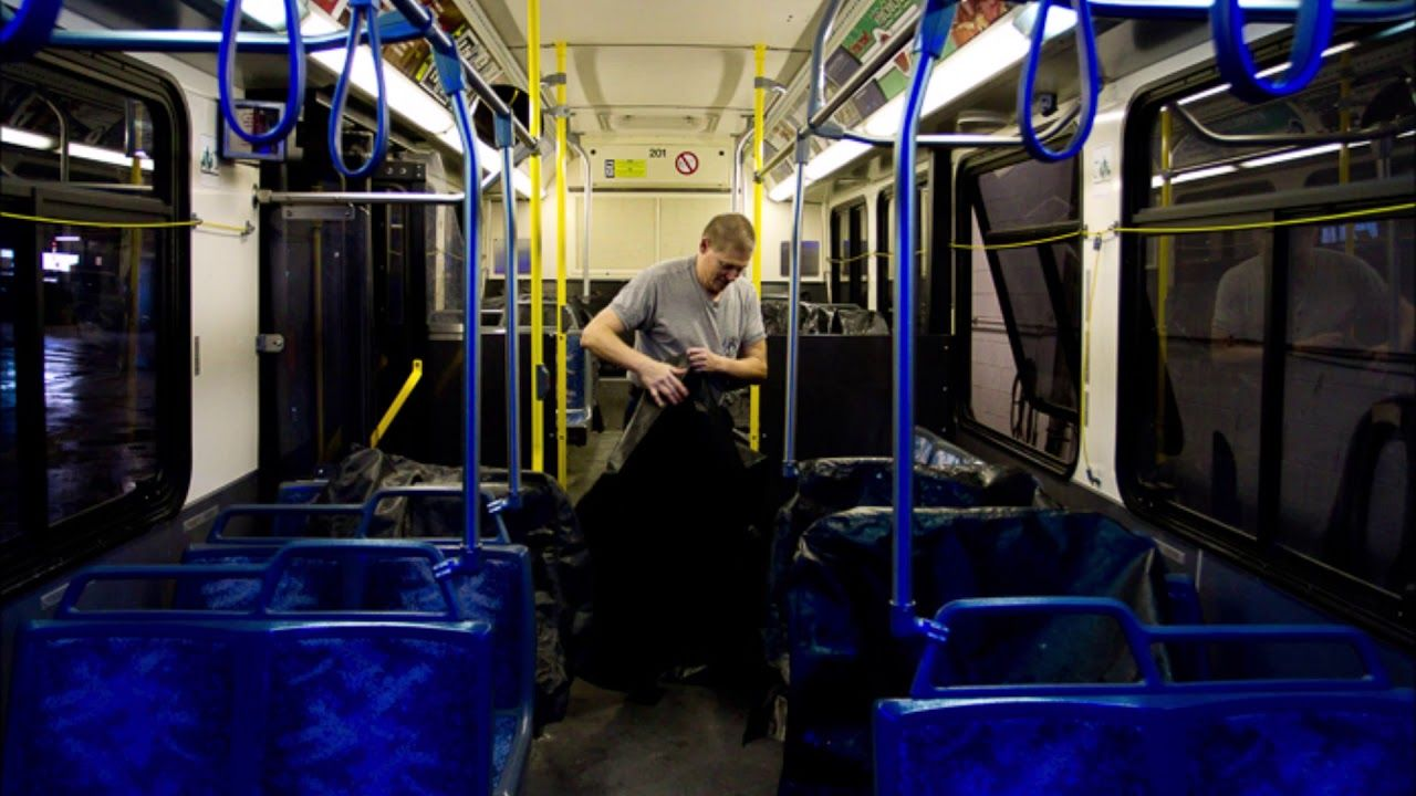 Bus cleaning and cost edinburg mission mcallen tx rgv