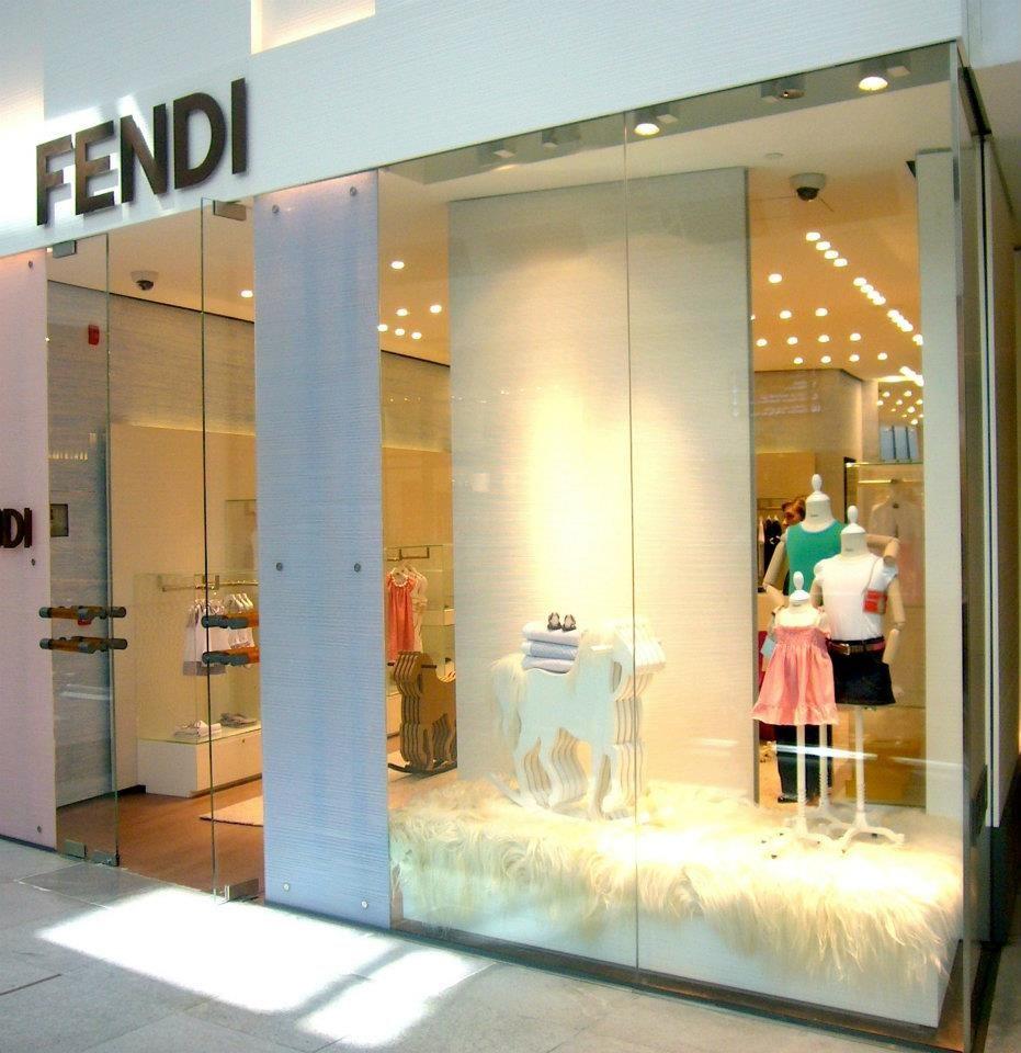 Fendi kids boutique in dubai fendi boutiques pinterest for Dubai boutique