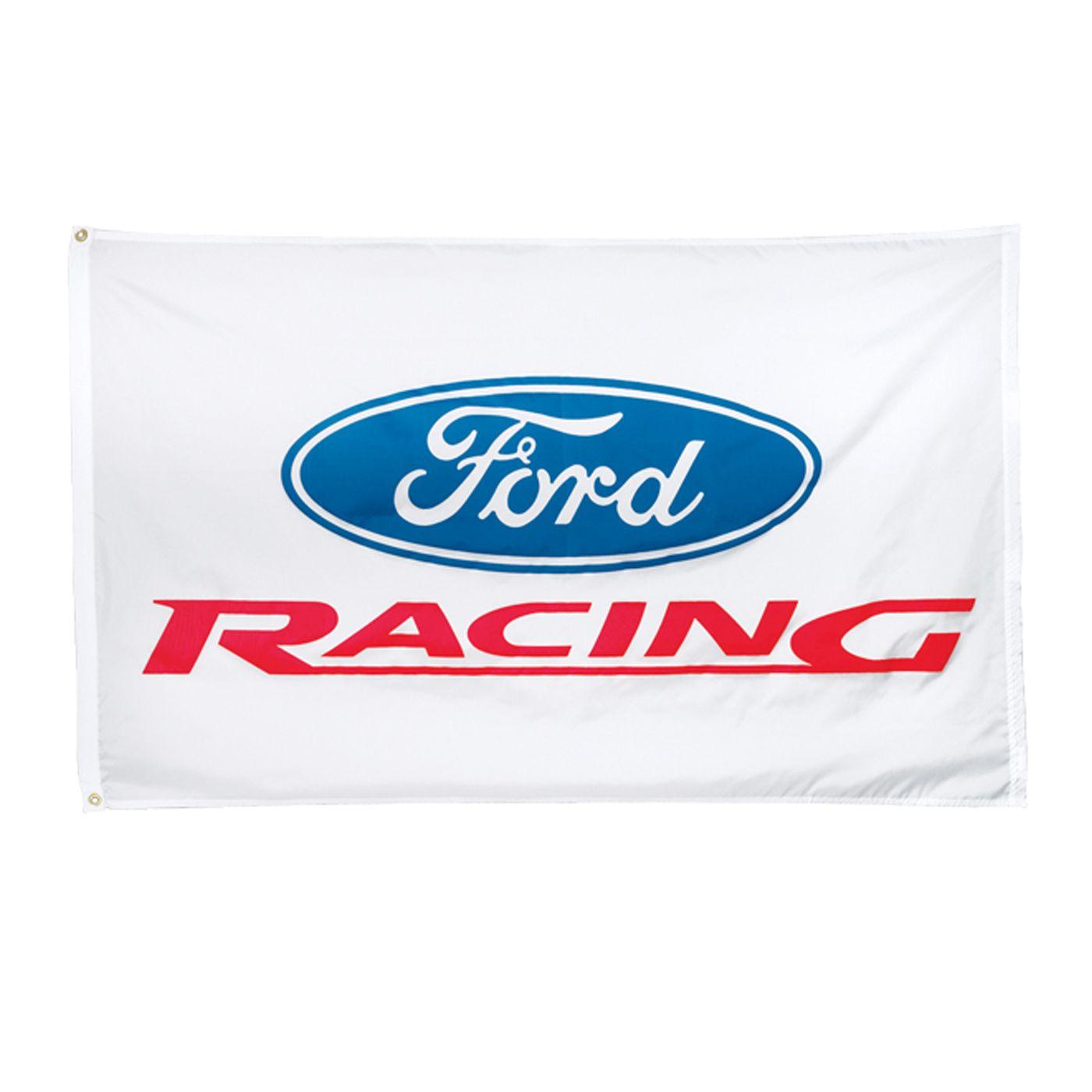 3 X 5 Ford Racing Flag 114 95 Ford Racing Ford Racing
