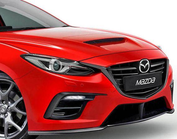 2015 16 Mazda Mazdaspeed3 Concept Rendering Mazda Mazda Cars Japanese Cars