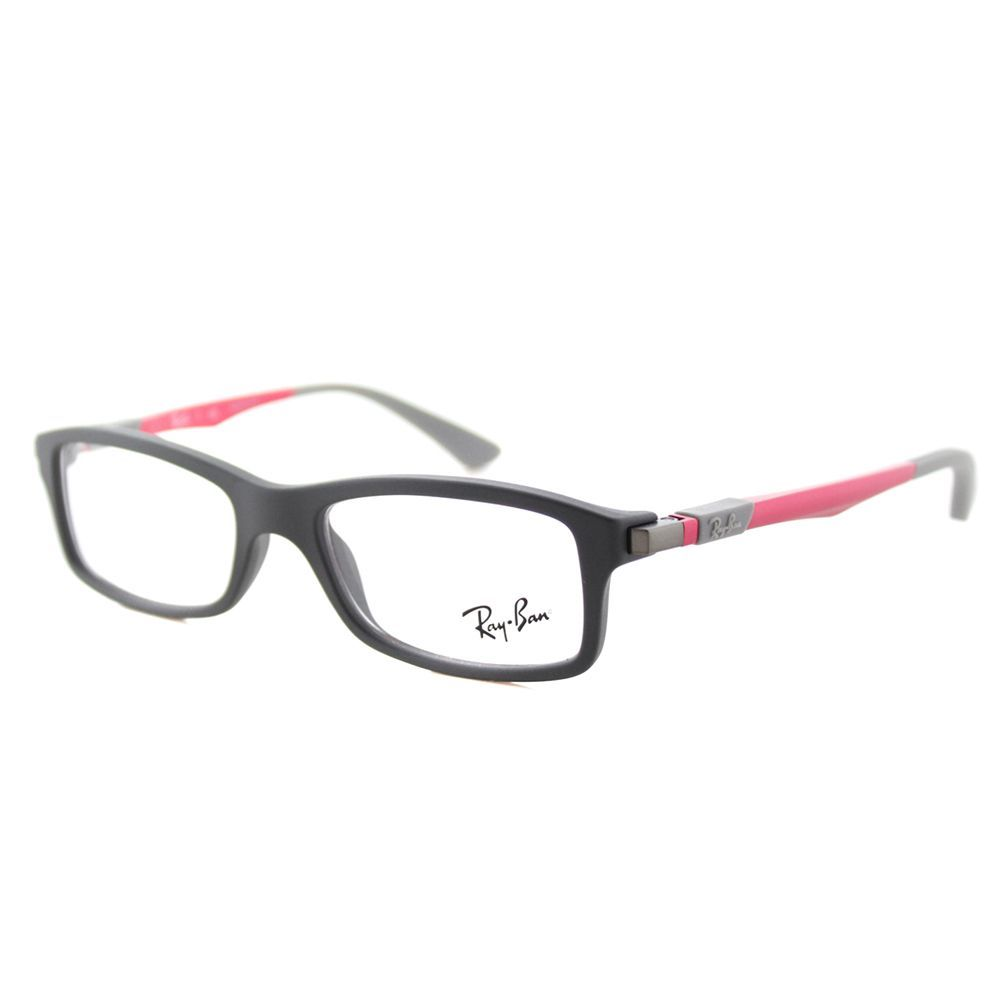 5cd2c4e3e4c Ray-Ban Junior Matte Rectangle Eyeglasses
