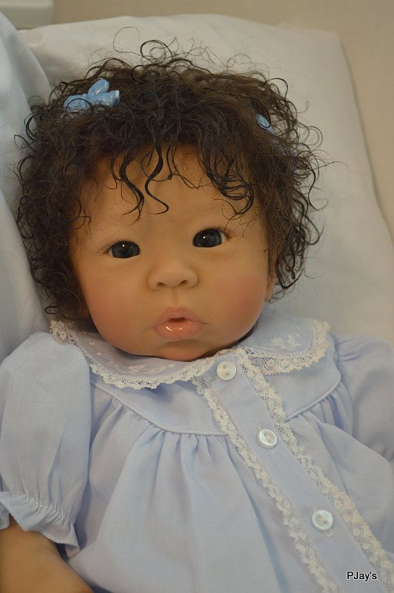 The ELEANOR ANNE kit sculpted by Laura Tuzio by PJaysRebornDolls