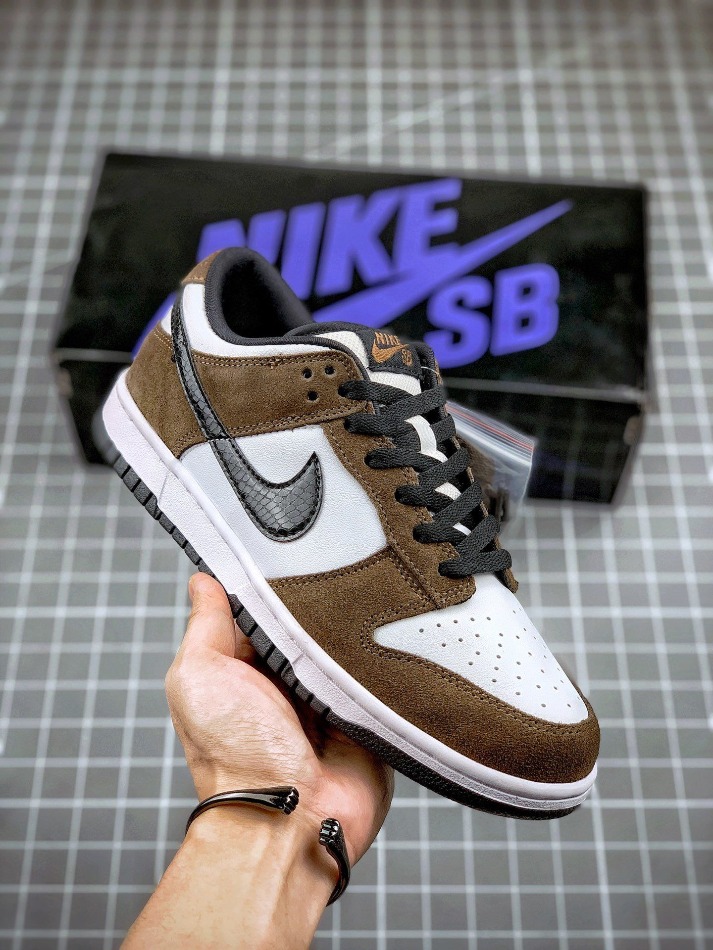Nike Sb Dunk Low Trail End Brown 304292 102 Latest Nike Shoes Nike Shoes Air Dior