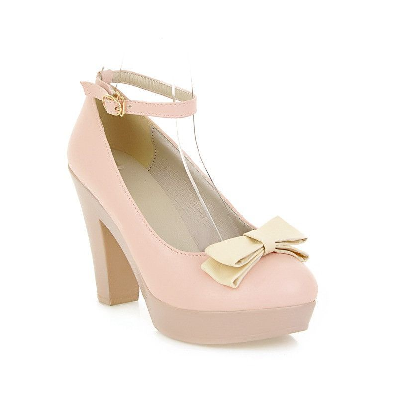 749dc8107e8 Heels: approx 10 cm Platform: approx - cm Color: Pink, Yellow, Black Size:  US 3, 4, 5, 6, 7, 8 (All Measurement In Cm And Please Note 1cm=0.39inch)  Note:Use ...