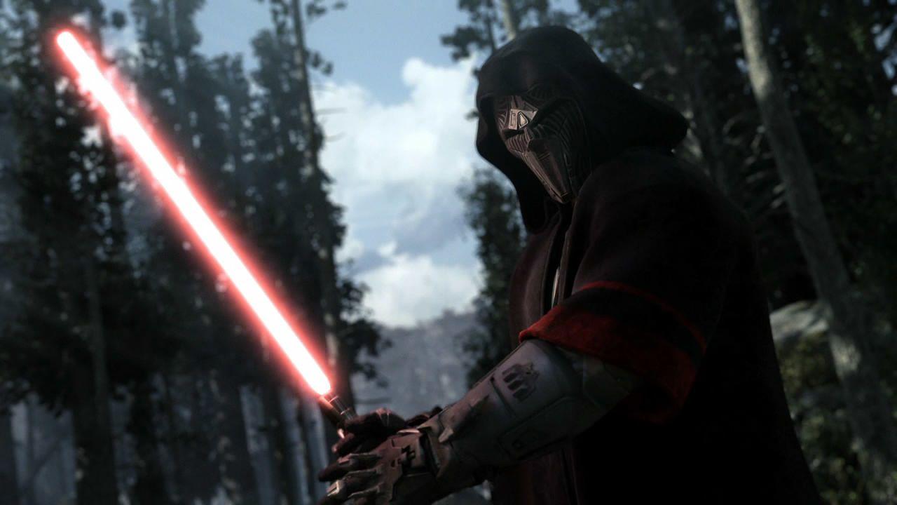 Star Wars Episode 7 Darth Revan