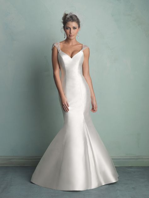 Maison Veridiane ~ Vestido Allure Bridals - ALLURE 24 | ana ...