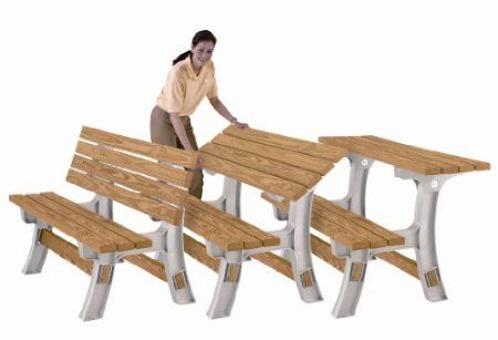 Stupendous Firepit Seating Picnic Table In One Amazon Com 2X4Basics Gmtry Best Dining Table And Chair Ideas Images Gmtryco