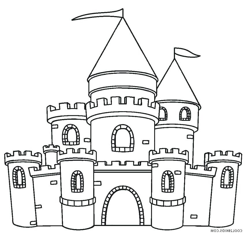 Coloring Castle XFLT Coloring Castle Cardboard United States ...