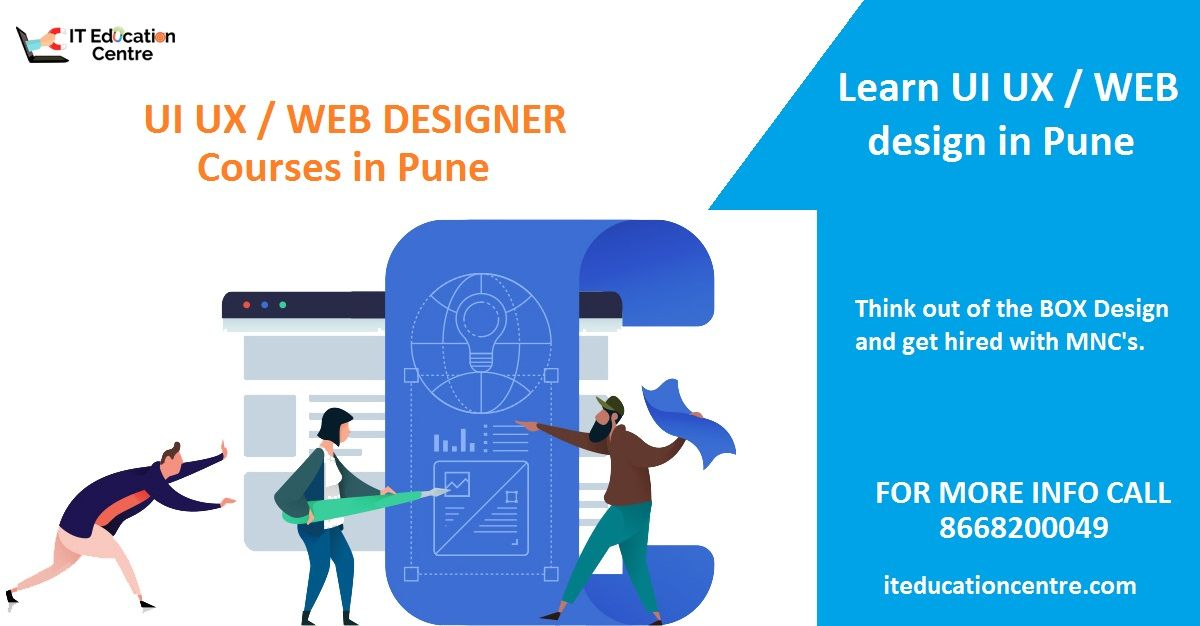 Pin On Ui Ux Web Design Training Course In Pune