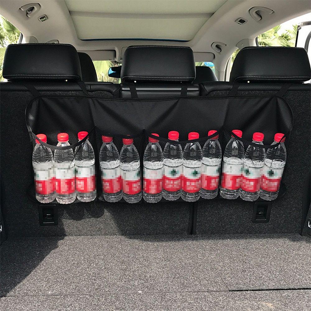 Nissan Juke Car Cargo Tidy Net Hanging Boot Luggage Storage Organiser Bag