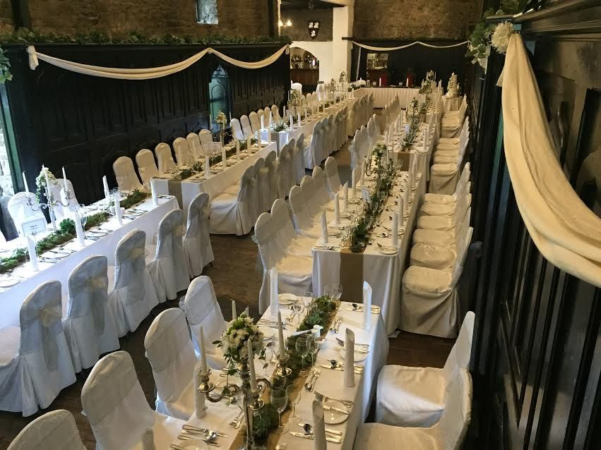 interesting wedding venues ireland%0A great hall  wedding  kinnitty castle  wedding venue  irish castle  castle  wedding