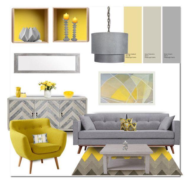 Untitled 1052 polyvore mobilier de salon salon e for Appartamenti decor