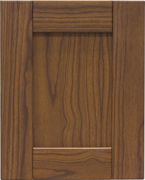 Best Realistic Wood Grains Powder Coated On The Key West Door 400 x 300