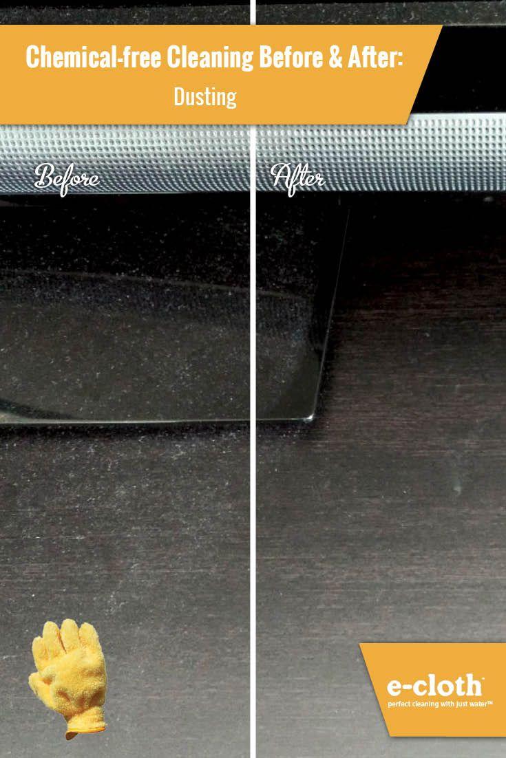 E-Cloth High Performance Microfiber Dusting Glove