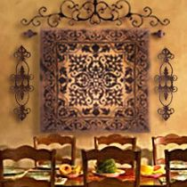 Tuscan Style Wall Decor
