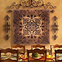 Tuscan Style Wall Decor | Дом - Home | Pinterest | Villas
