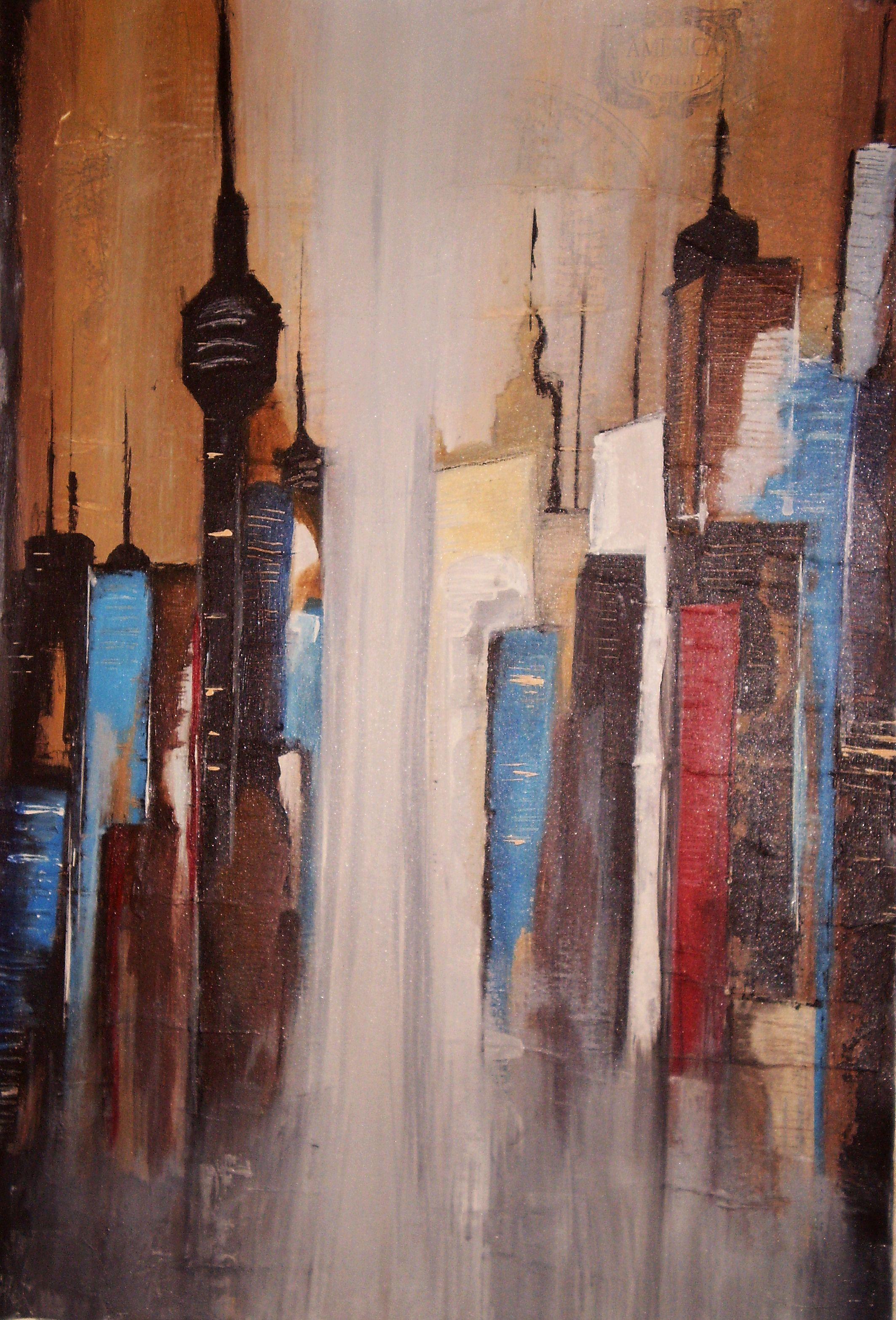 Peinture Au Couteau Nelly Lestrade : peinture, couteau, nelly, lestrade, (peinture, Couteau, Papier, Journal), Peinture, Couteau,, Peinture,, Label