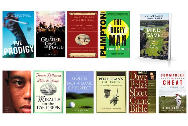 Books every golfer should read Books, Golf books, Red books