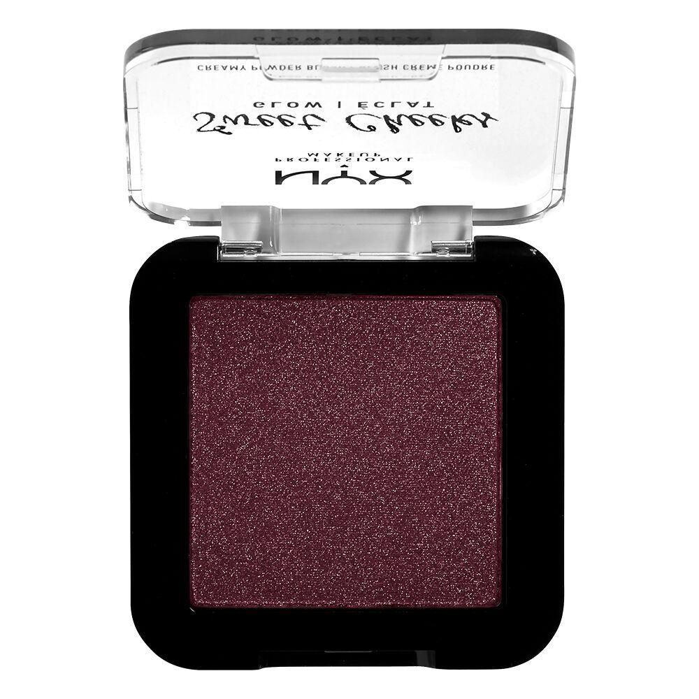 Sweet Cheeks Creamy Powder Blush Glow Nyx professional