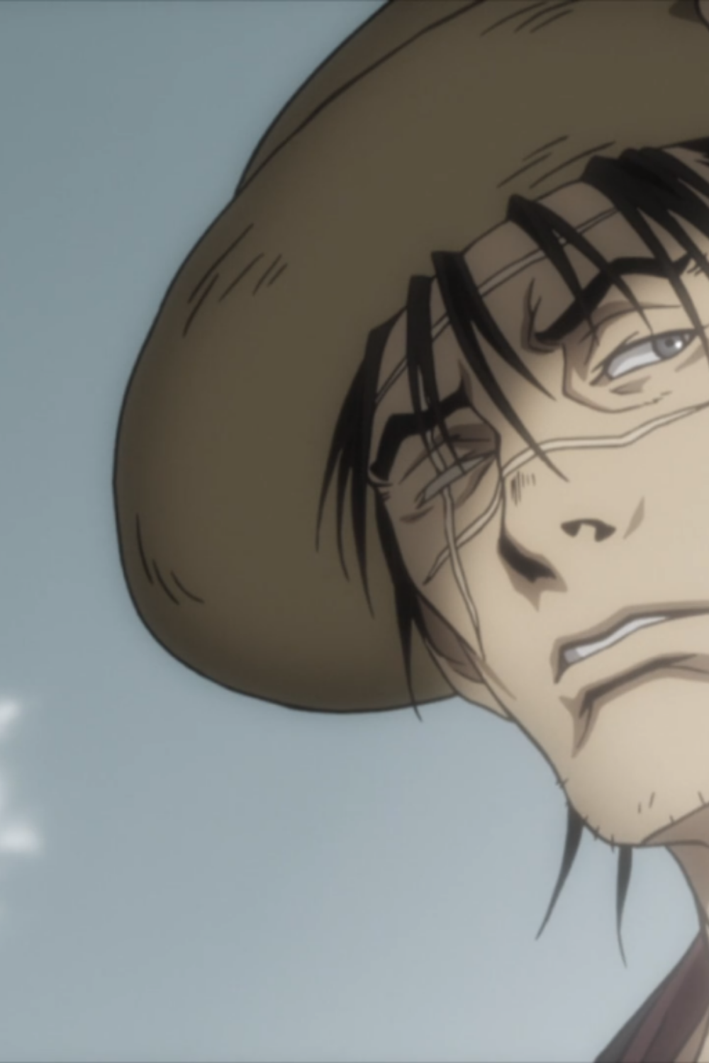 Manji In Hat Icon In 2021 Blade Of The Immortal Japanese Folklore Episode