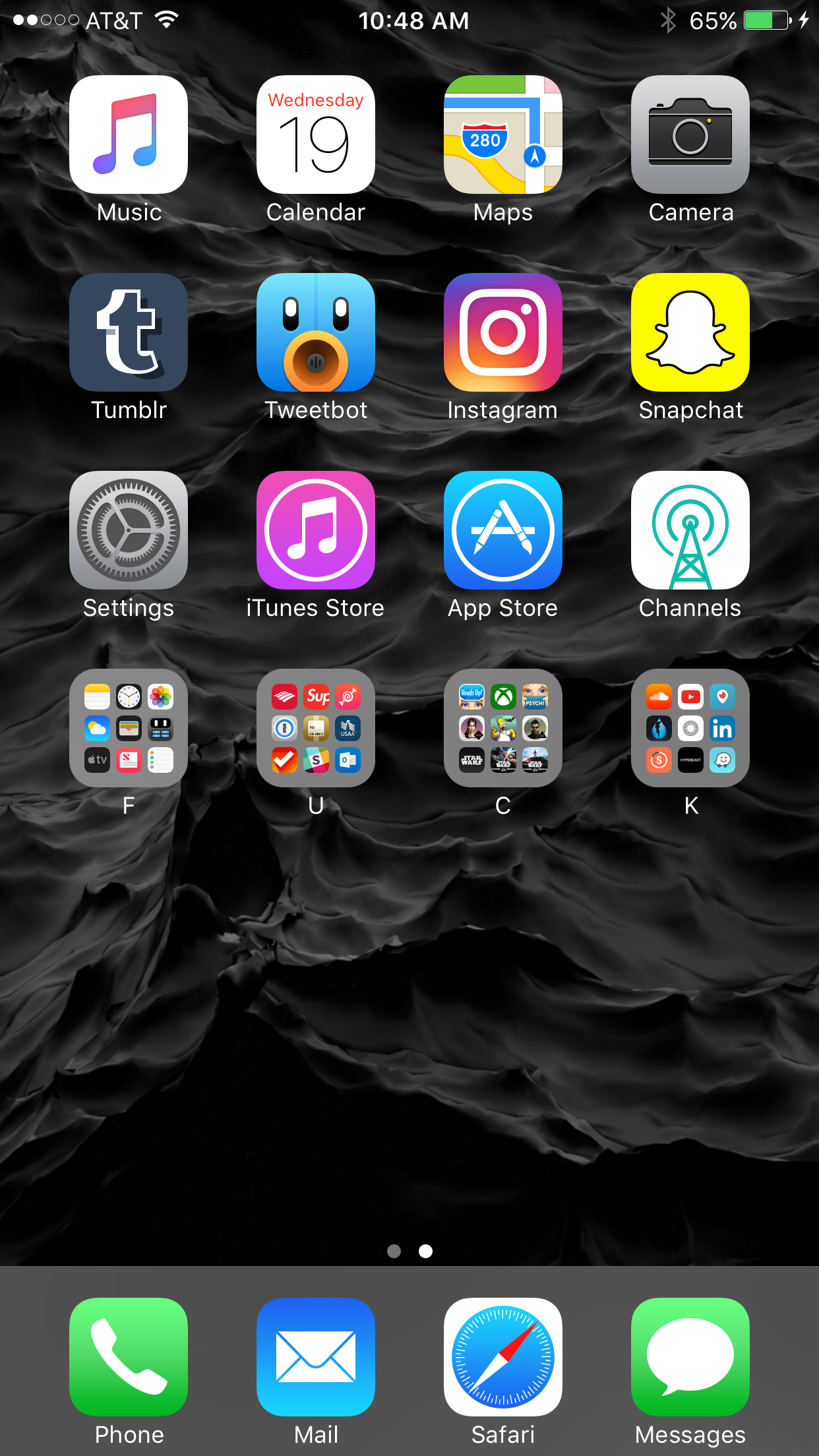 how to organize apps on iphone pin de botova en screenshot fondos 7458
