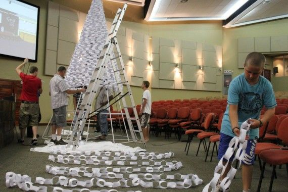 Tree Links Church Stage Design Ideas Christmas Stage Church Christmas Decorations Christmas Stage Design