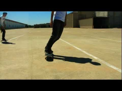 How To Pop Shove It The Easiest Way Tutorial Skateboarding Made Simple Skateboard Videos Surfing