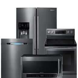 find this pin and more on kitchen  u0026 laundry by mzzmayhem  samsung black stainless suite   kitchen  u0026 laundry   pinterest      rh   pinterest com