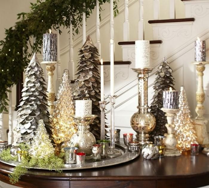 Vintage Dining Tables Christmas Dining Room Table Decoration Ideas Christmas Tree Christmas Table Centerpieces Holiday Table Decorations Christmas Centerpieces