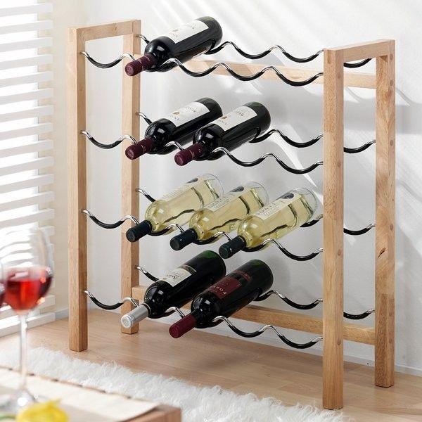 quel rangement choisir pour vos bouteilles de vin home pinterest vin bouteille et rangement. Black Bedroom Furniture Sets. Home Design Ideas