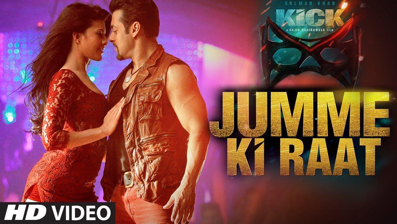 Kick Jumme Ki Raat Video Song  Salman Khan  Jacqueline -1614