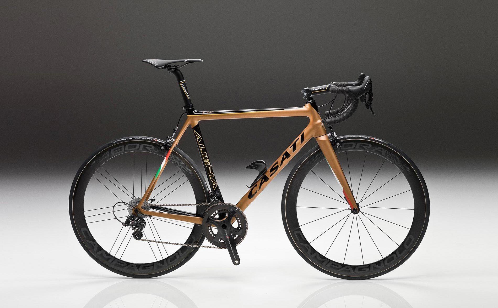 Casati Aliena Bicycle, Bike swag, Bike