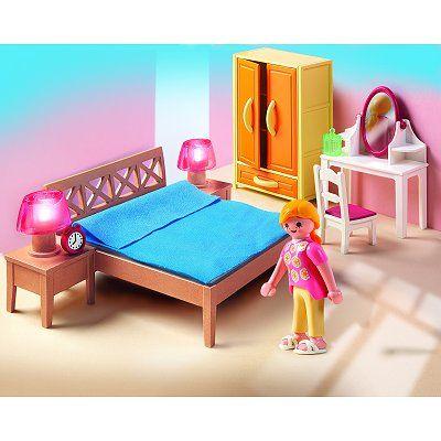 Playmobil Slaapkamer Van De Ouders 5331.Image Of Playmobil Playmobil 5331 Chambre Des Parents Avec