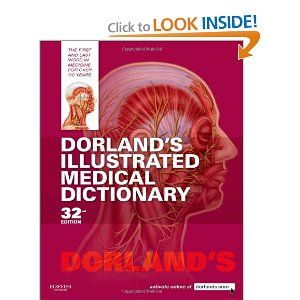 Dorland Illustrated Medical Dictionary Pdf