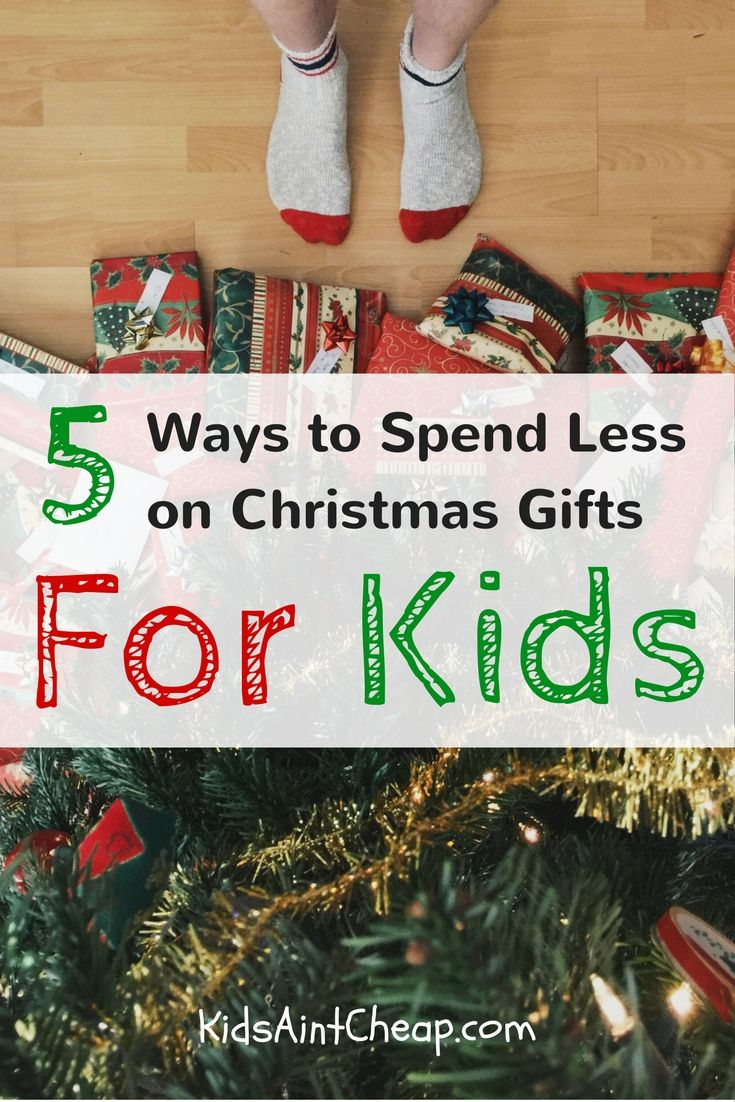 5 Ways to Buy Cheap Christmas Gifts for Kids | Kids | Pinterest ...