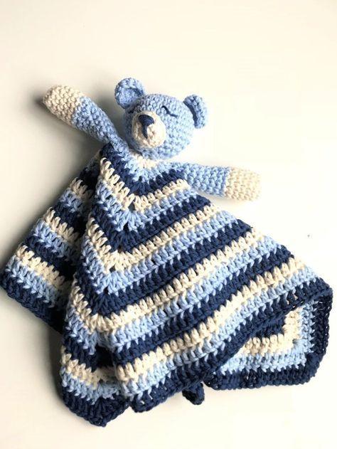 Free Pattern Crochet Baby Bear Snuggly