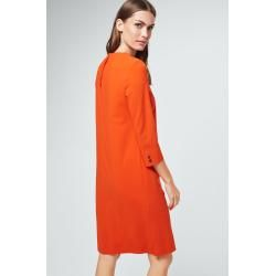 Photo of Crêpe-Kleid in Orange Windsorwindsor