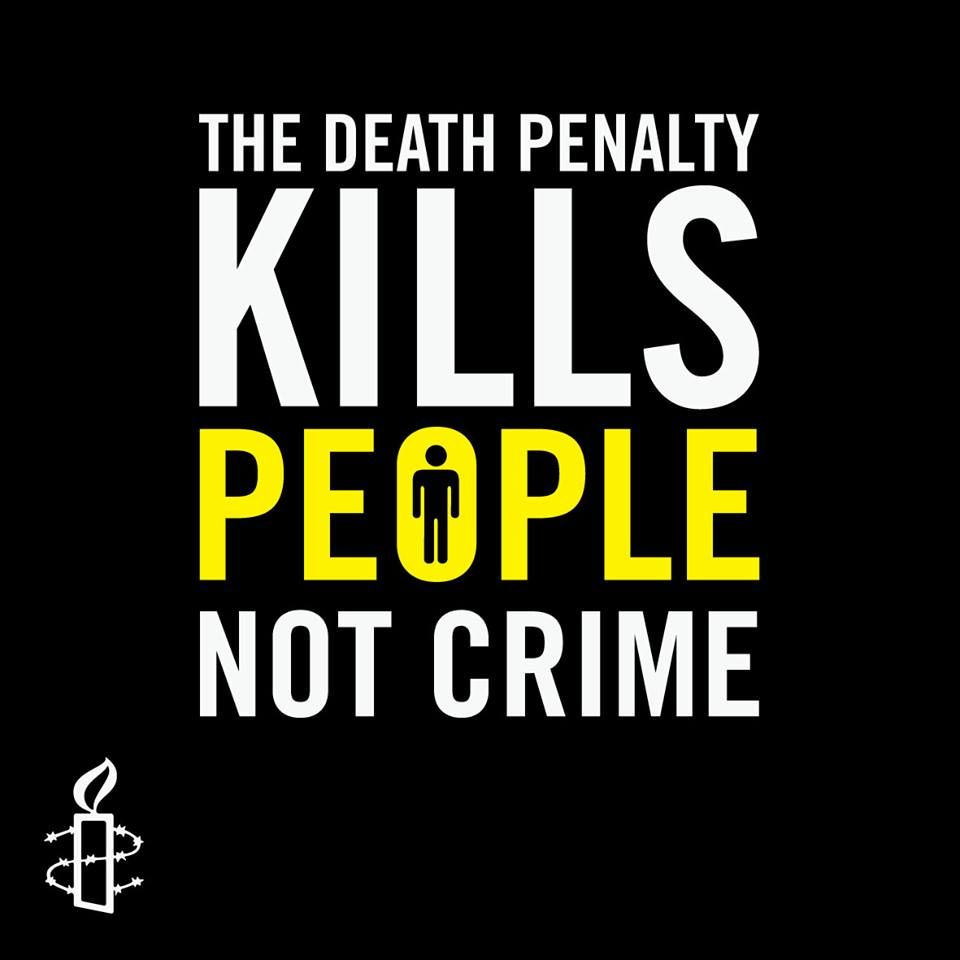 this quote shows how wrong capital punishment is we shouldn t there is no convincing evidence that the death penalty deters crime more effectively than other punishments one is absolutely sickened not by the crimes