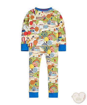487a11ae5606 little bird by Jools fete pyjamas   le bebe   Gender neutral baby ...
