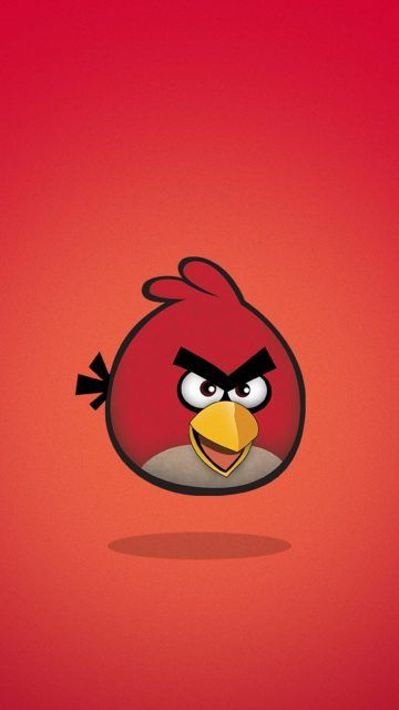 Angry Birds Red Android Wallpaper Bird Wallpaper Angry Birds Android Wallpaper