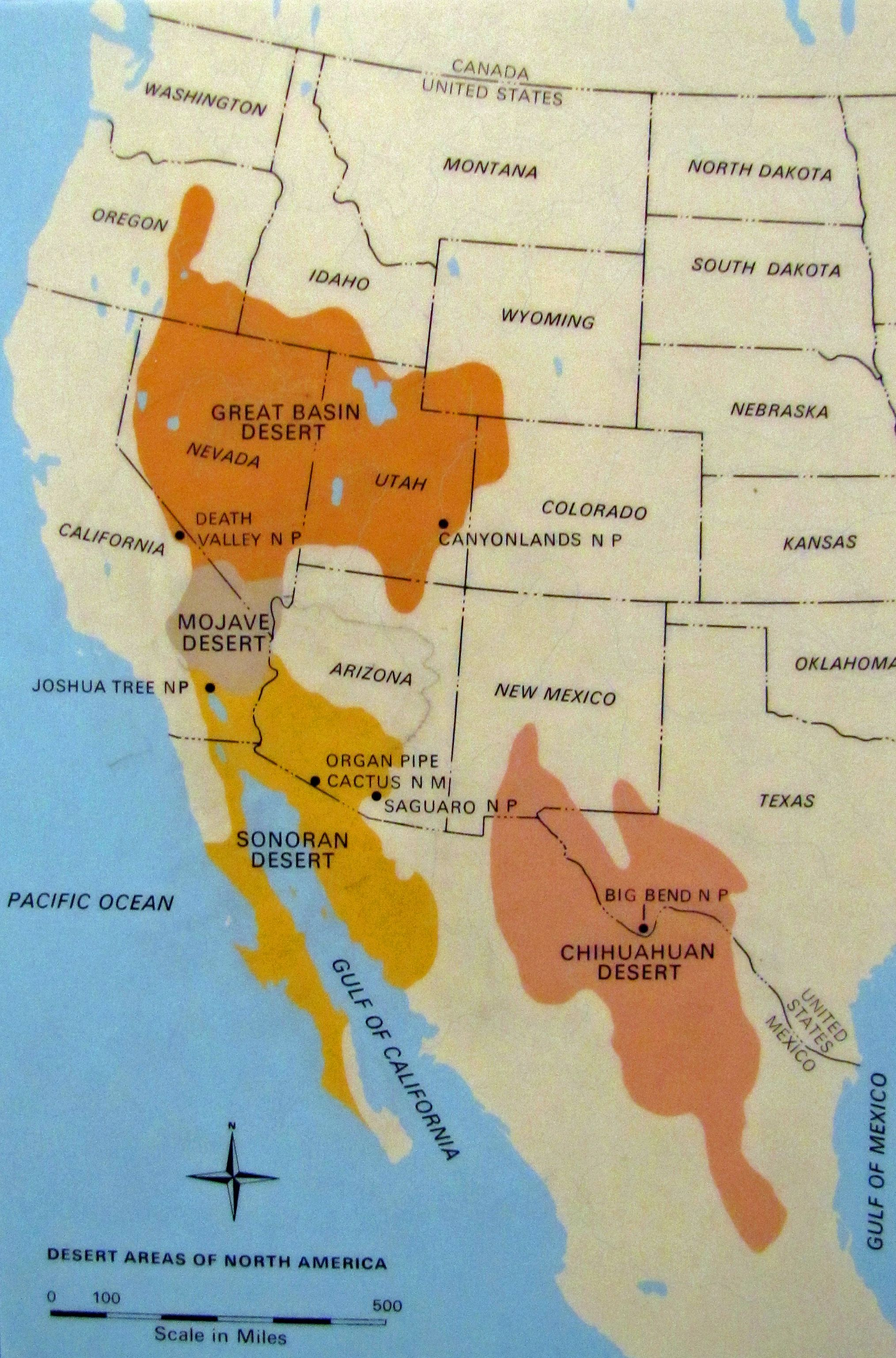 Sonoran desert map united states social studies pinterest sonoran desert map united states publicscrutiny Choice Image