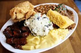 Vegan Soul Food From Souley Vegan In Oakland California!!! Delicious!!!