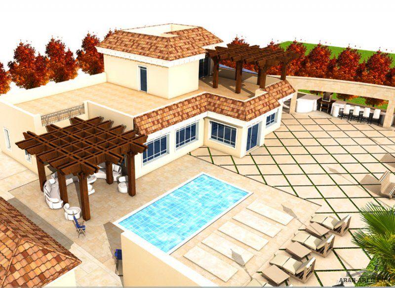 تصميم استراحة بيت ريفي بمزرعه خاصة جرش من اعمال التصميم المعماري التصميم الإنشائي إدارة المشاريع الإشراف الهندسي House Styles House Design Design