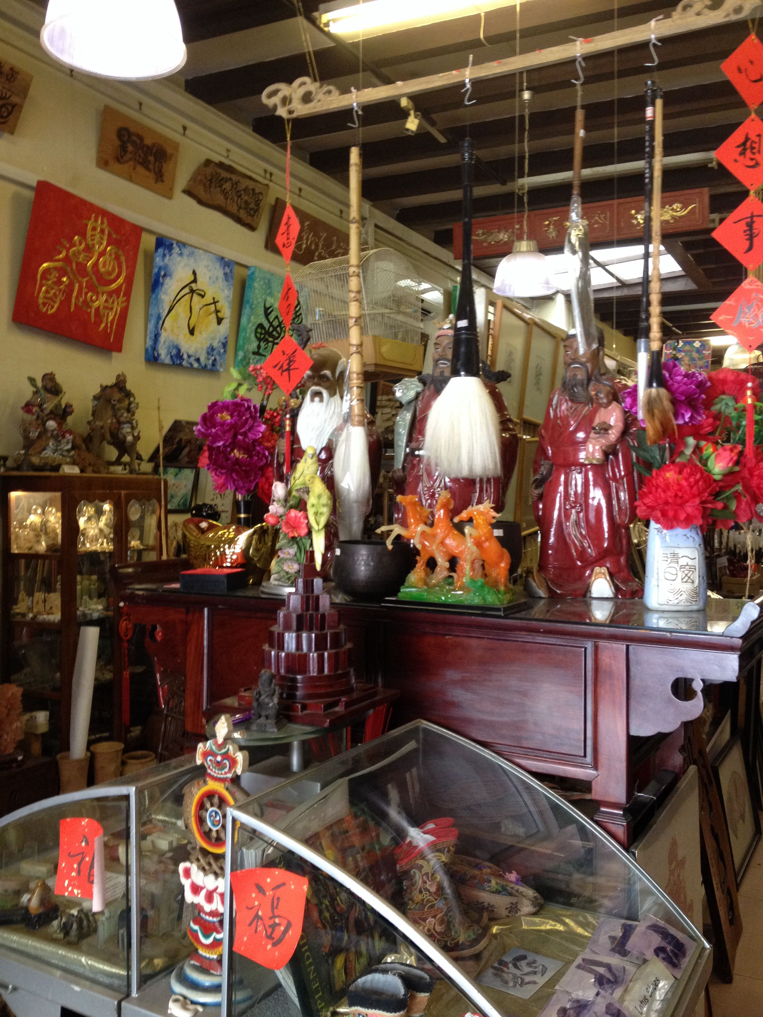 Chinatown Shopping Singapore Decor, Home decor, Chinatown