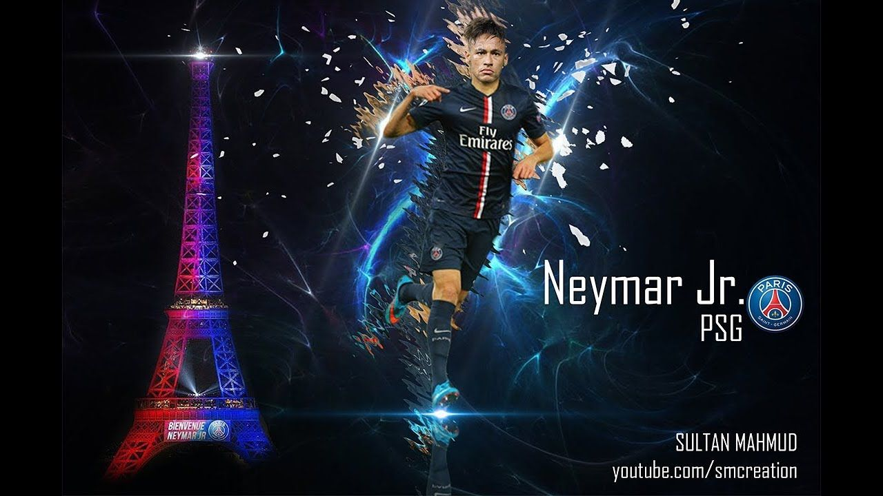 Neymar Paris Saint Germain Wallpaper Neymar, Neymar jr